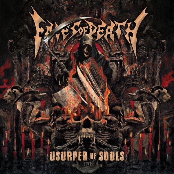 Cover art for Usurper of Souls