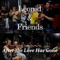 Cover art for After the Love Has Gone