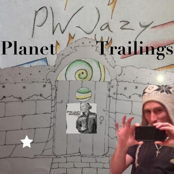 Cover art for Planet Trailings