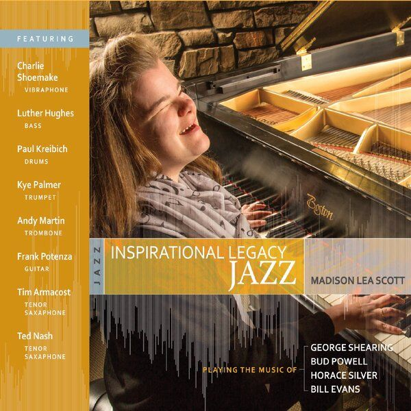 Cover art for Inspirational Legacy Jazz