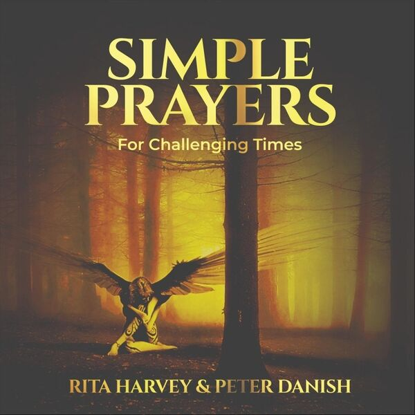 Cover art for Simple Prayers for Challenging Times