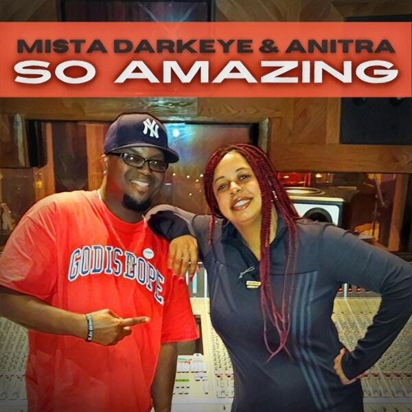 Cover art for So Amazing