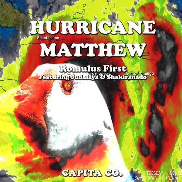 Cover art for Hurricane Matthew