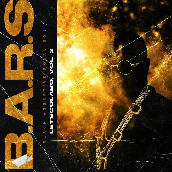 Cover art for Letscolabo, Vol. 2: B.A.R.S (Black Assertive Royal Son)