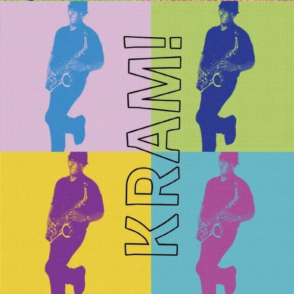 Cover art for Kram!