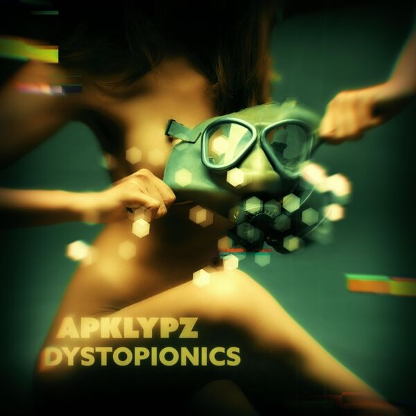 Cover art for Dystopionics