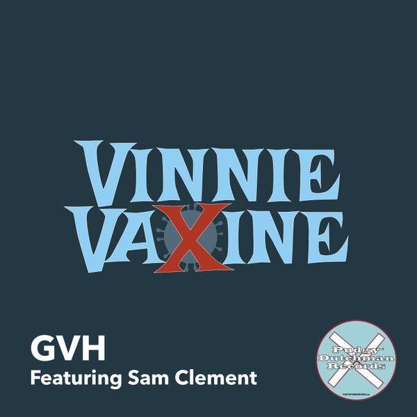 Cover art for Vinnie Vaxine