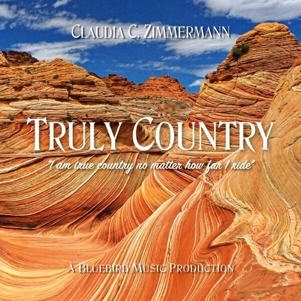 Cover art for Truly Country