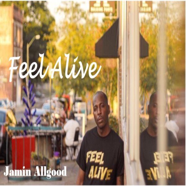 Cover art for Feel Alive
