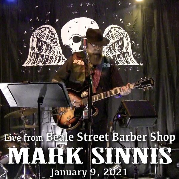 Cover art for Live from Beale Street Barber Shop ~ January 9, 2021