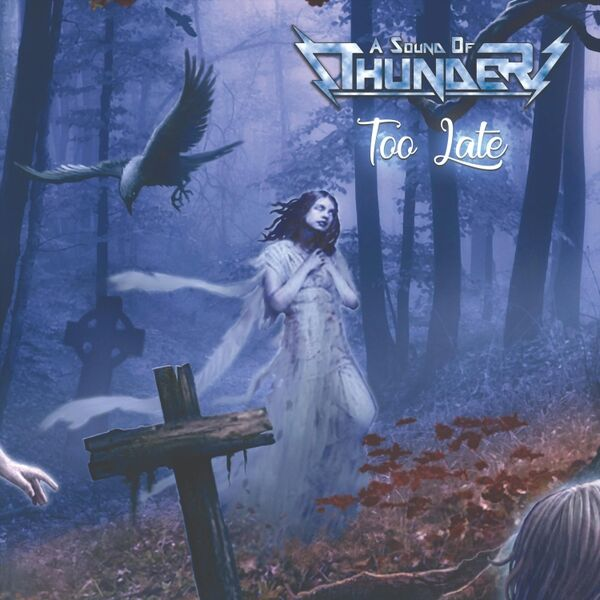 Cover art for Too Late