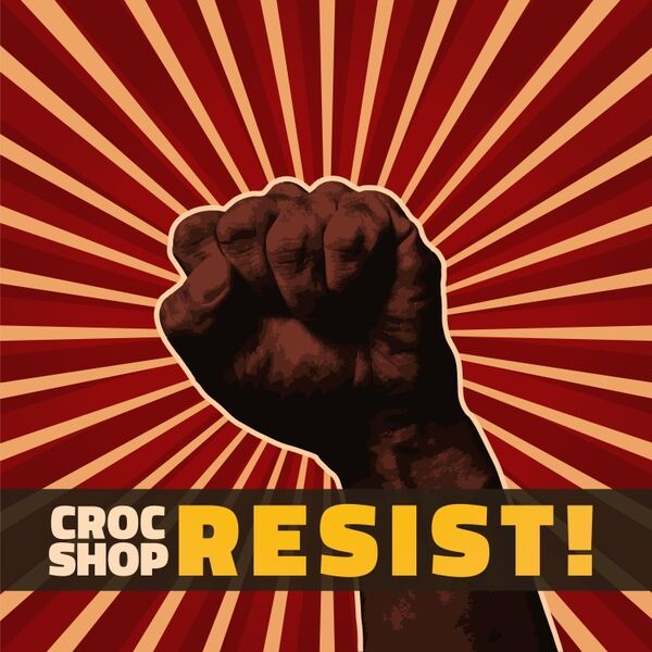 Cover art for Resist!