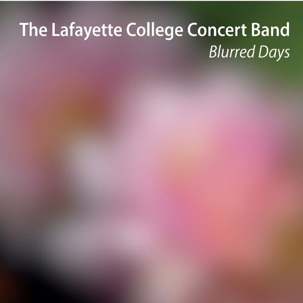 Cover art for Blurred Days