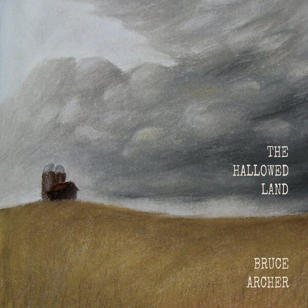 Cover art for The Hallowed Land