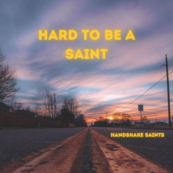 Cover art for Hard to Be a Saint