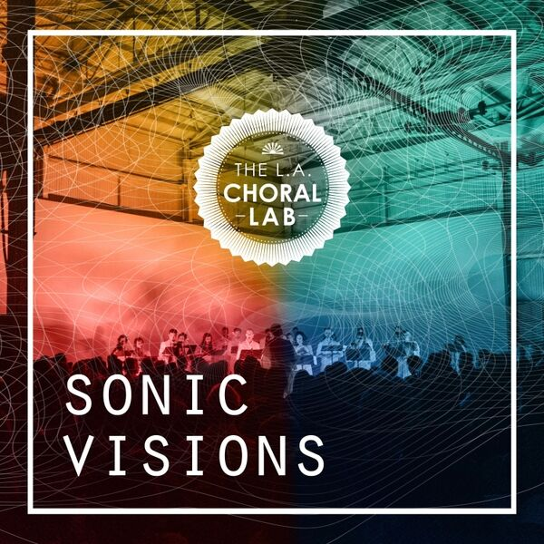 Cover art for Sonic Visions