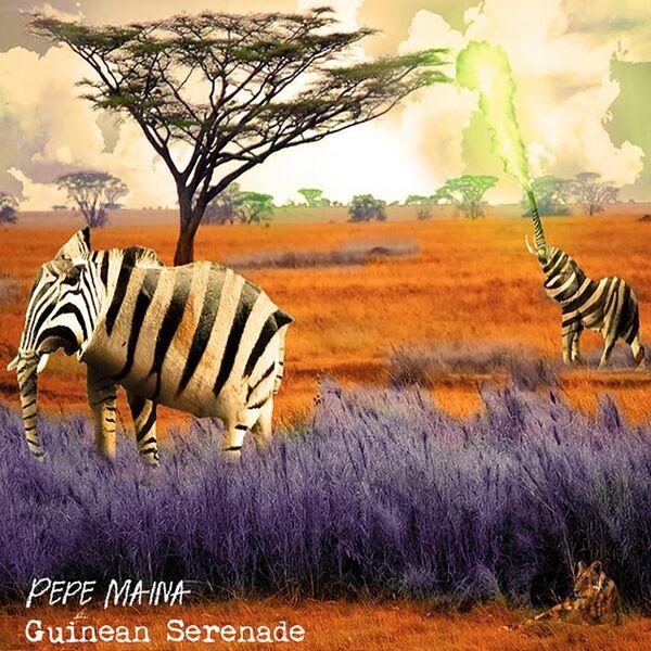 Cover art for Guinean Serenade