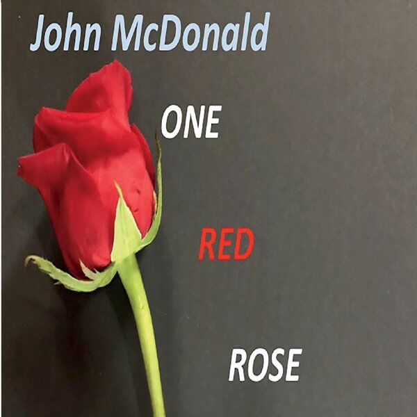 Cover art for One Red Rose
