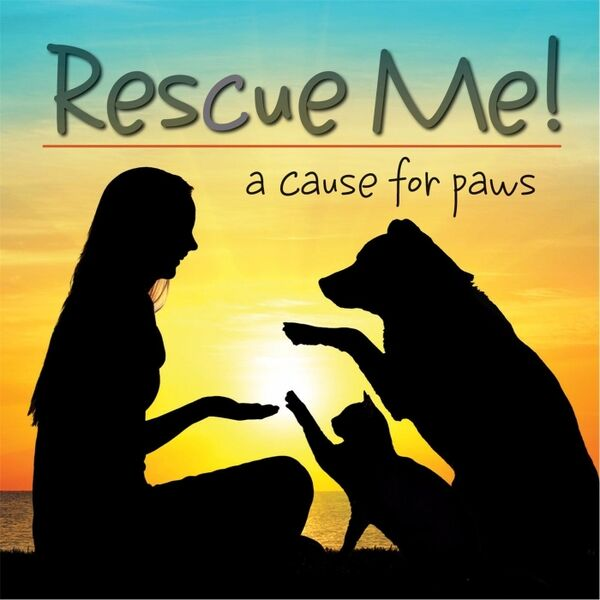 Cover art for Rescue Me!: A Cause for Paws