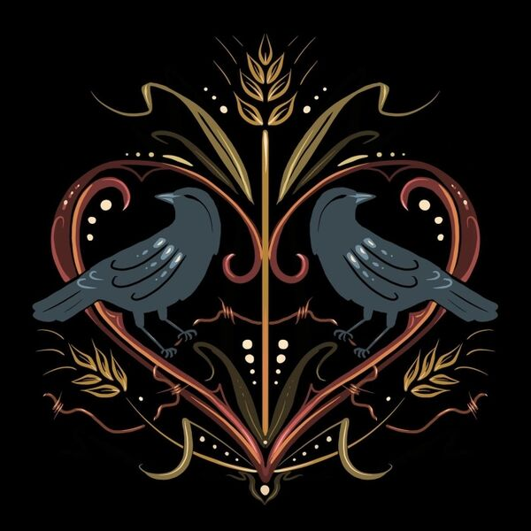 Cover art for Last Birds