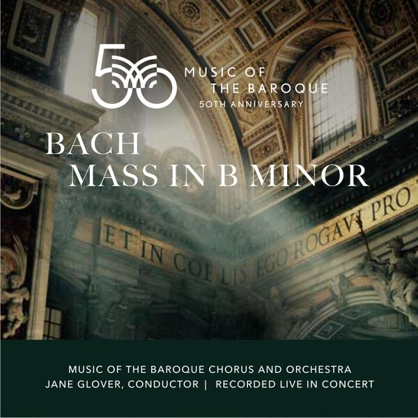 Cover art for Bach: Mass in B Minor, BWV 232