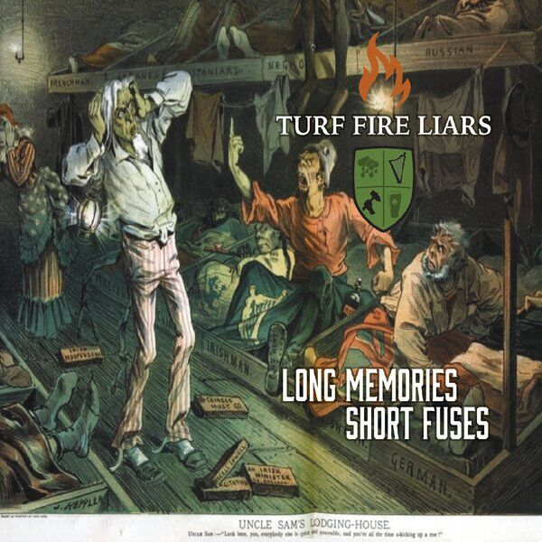Cover art for Long Memories Short Fuses