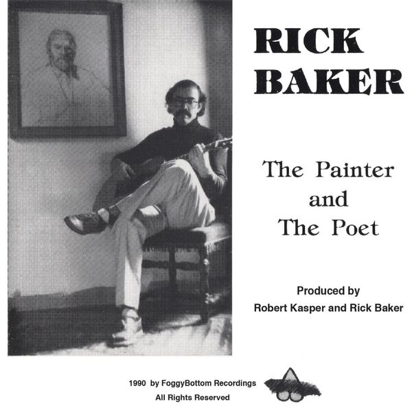 Cover art for The Painter and the Poet
