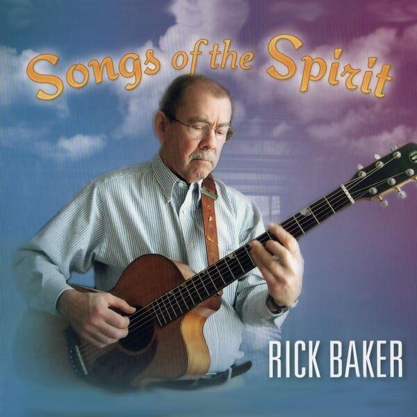 Cover art for Songs of the Spirit