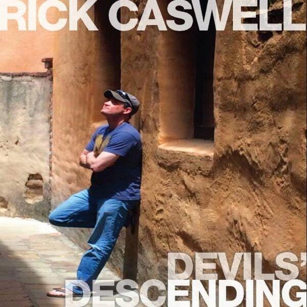 Cover art for Devils' Descending