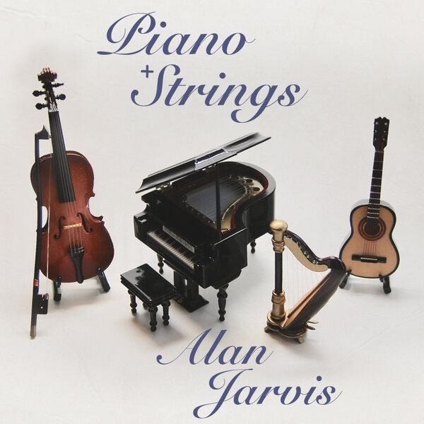 Cover art for Piano+Strings