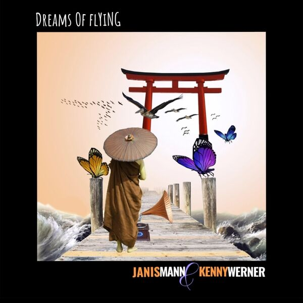 Cover art for Dreams of Flying