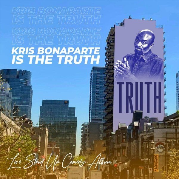 Cover art for Kris Bonaparte Is the Truth