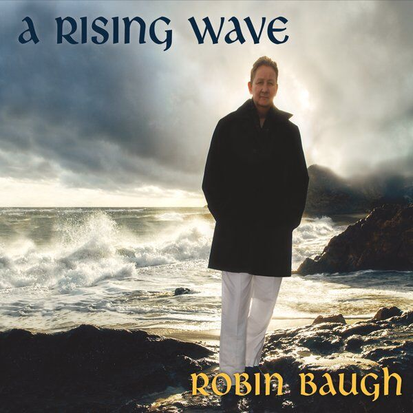 Cover art for A Rising Wave
