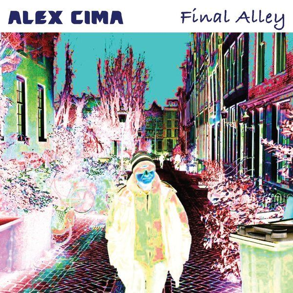 Cover art for Final Alley