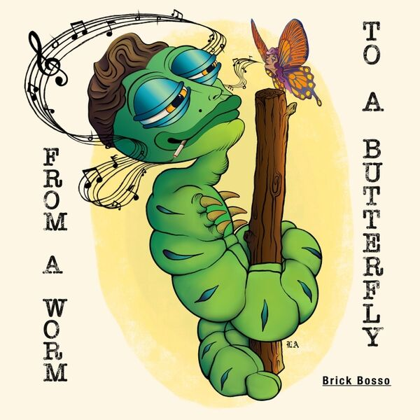 Cover art for From a Worm to a Butterfly