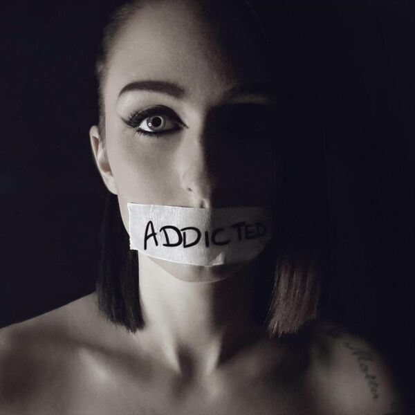 Cover art for Addicted
