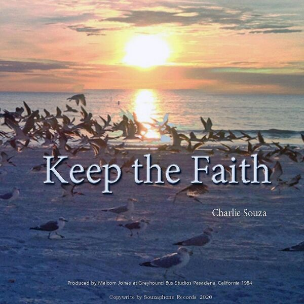 Cover art for Keep the Faith