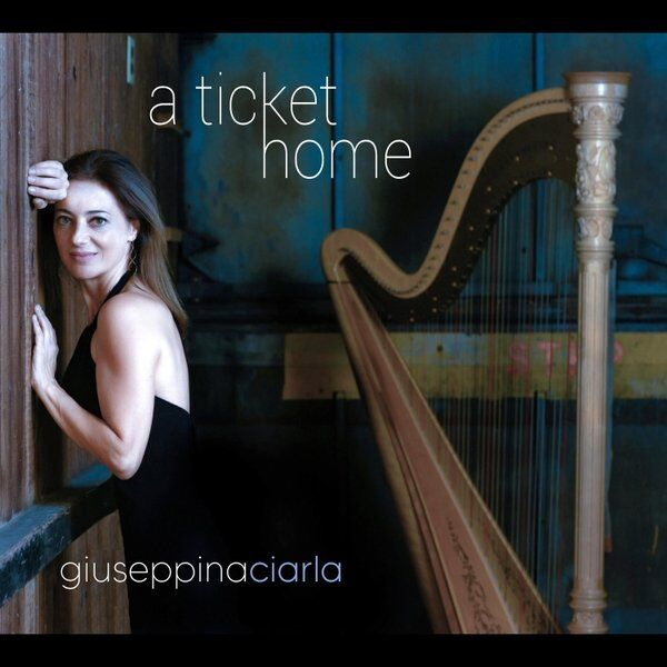 Cover art for A Ticket Home