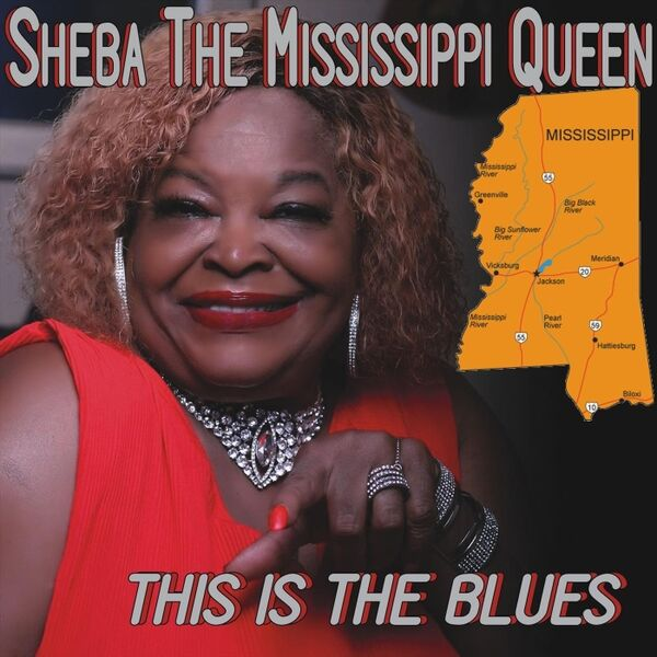 Cover art for This Is the Blues