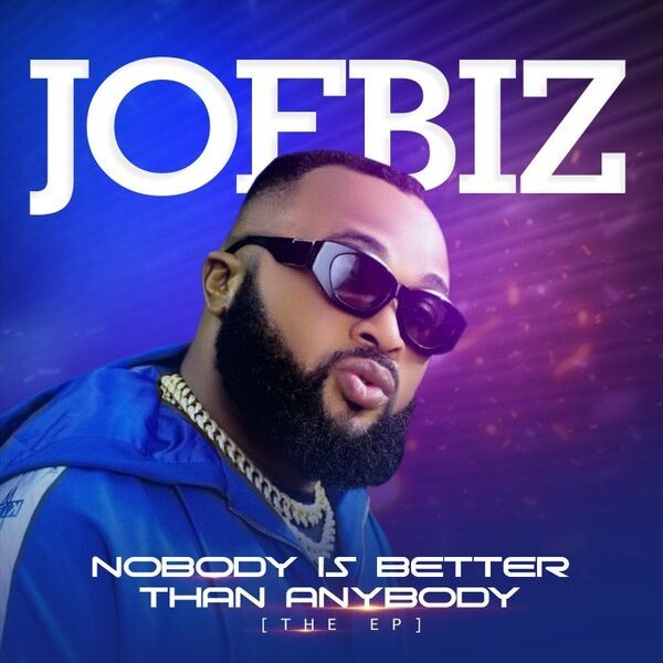 Cover art for Nobody Is Better Than Anybody - EP