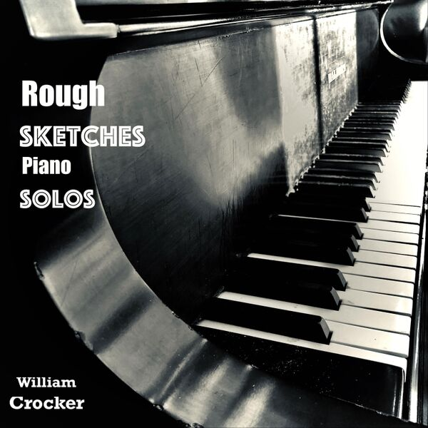 Cover art for Rough Sketches Piano Solos