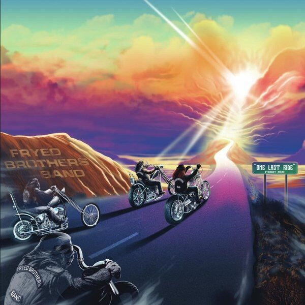 Cover art for One Last Ride