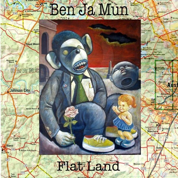 Cover art for Flat Land