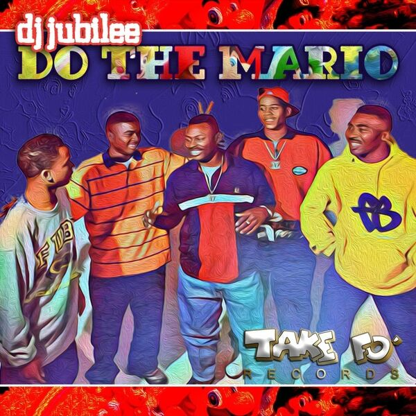Cover art for Do the Mario