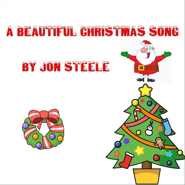 Cover art for A Beautiful Christmas Song