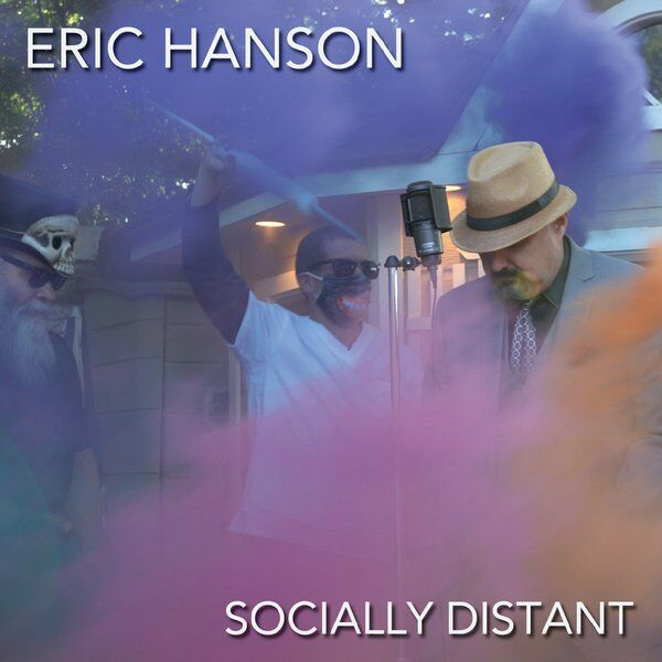 Cover art for Socially Distant