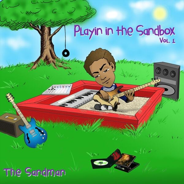 Cover art for Playin' in the Sandbox, Vol. 1