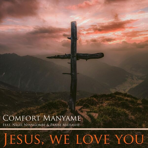 Cover art for Jesus, We Love You