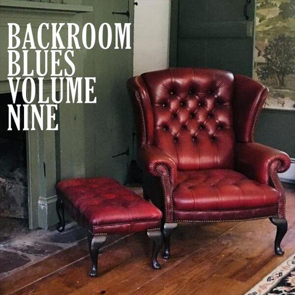 Cover art for Bongo Boy Records: Backroom Blues, Vol. Nine