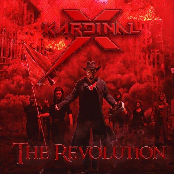 Cover art for The Revolution
